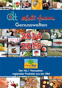 Katalog 2014 by deliteam